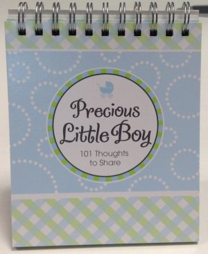 Precious Little Boy Easel Book