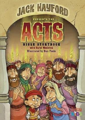 The Acts Bible Story Book