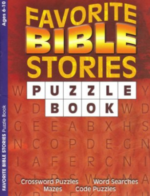 Favorite Bible Stories Puzzle Book
