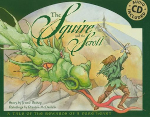 Squire And The Scroll With Audio CD