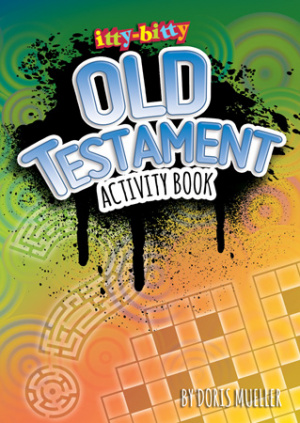 Itty Bitty: Old Testament Activity Book Pack of 6