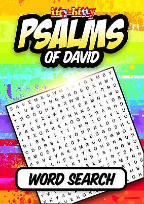Itty Bitty: Psalms of David Word Search