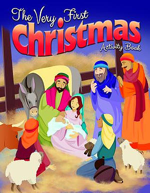 Very First Christmas, The Activity Book
