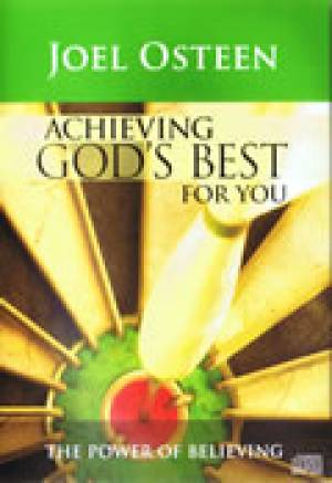 Achieving Gods Best For You Dvd