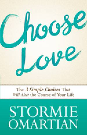 Choose Love - Large Print