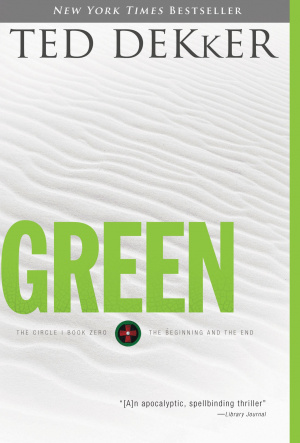 The Circle Series #0: Green Paperback Book
