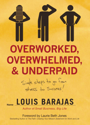 Overworked Overwhelmed & Underpaid