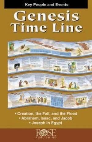 Genesis Time Line Pamphlet