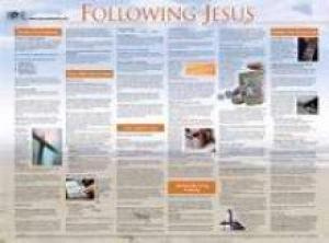Following Jesus (Laminated)   20x26