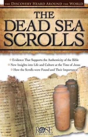 Dead Sea Scrolls 5pk