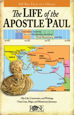 Life Of The Apostle Paul Pamphlet
