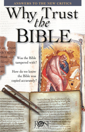 Why Trust The Bible Pamphlet