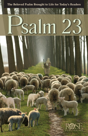 Psalm 23 Pamphlet