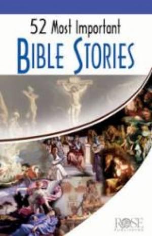 52 Key Bible Stories