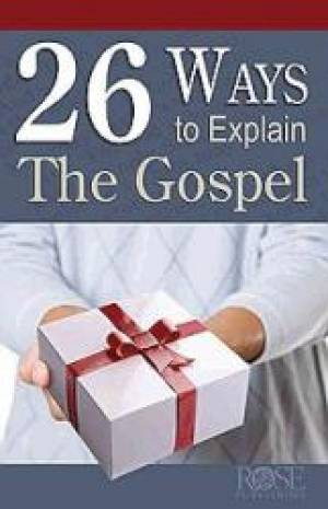 24 Ways To Explain The Gospel Pamphlet