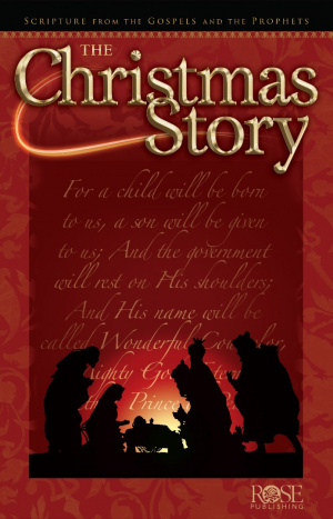 Christmas Story Pamphlet Christmas Tract