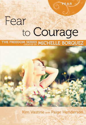 Gcf: Fear To Courage