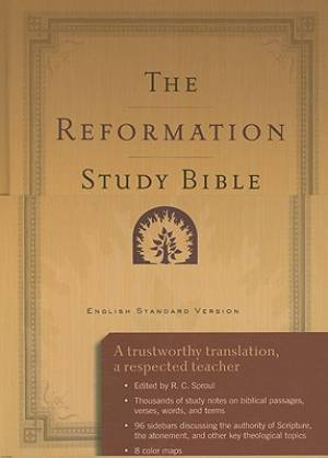 ESV Reformation Study Bible: Hardback
