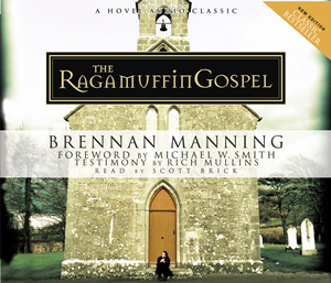 Ragamuffin Gospel Audio Book on CD