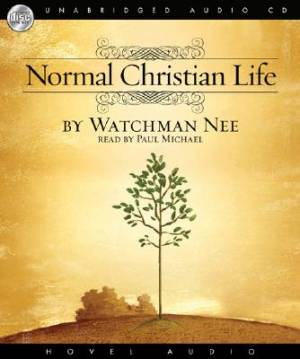 Normal Christian Life Audio Book on CD