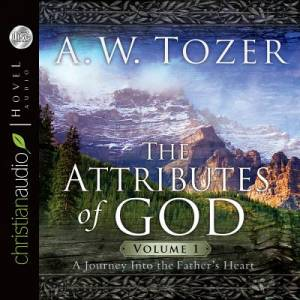 Attributes Of God Vol. 1, The CD