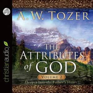Attributes Of God Vol. 2, The CD