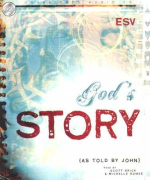 God'S Story (As Told By John)