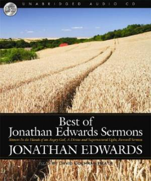 Best Of Jonathan Edwards Sermons CD