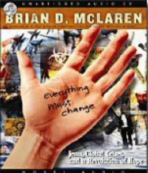 Everything Must Change Audiobook Cd