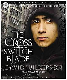 The Cross and the Switchblade Audio Book on CD