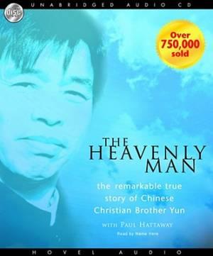 Heavenly Man Audio Book Cd