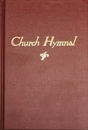 Church Hymnal - Classic Red