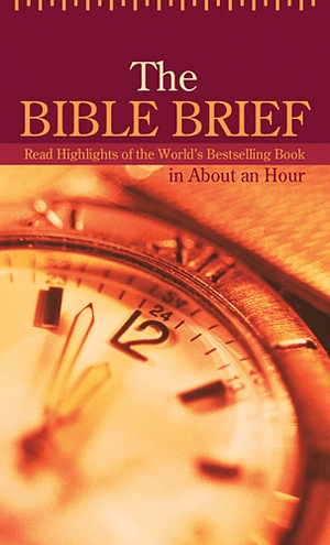 KJV: The Bible Brief: Paperback