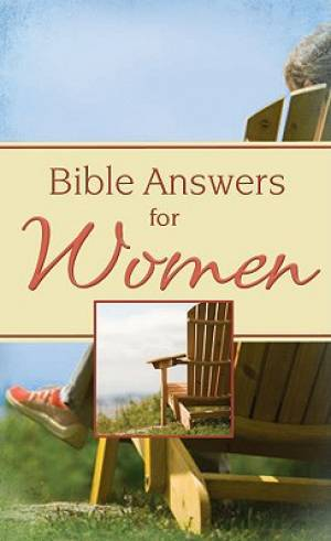 Bible Answers For Women Pb
