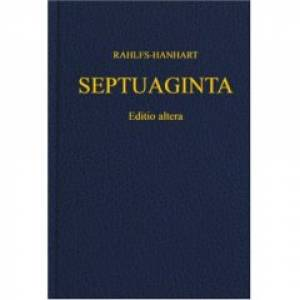 Septuaginta, Revised Edition: Septuagint (Old Testament in Greek)