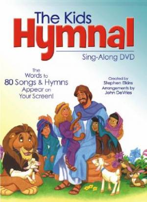 The Kids Hymnal: Sing a long DVD