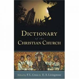 Dictionary Of The Christian Church Pb
