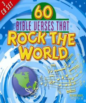 60 Bible Verses That Rock the World