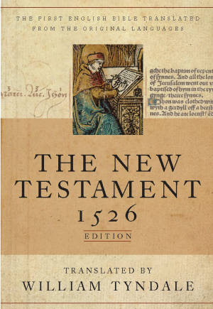 Tyndale New Testament Leather Black