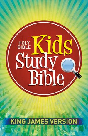 KJV Kids Study Bible
