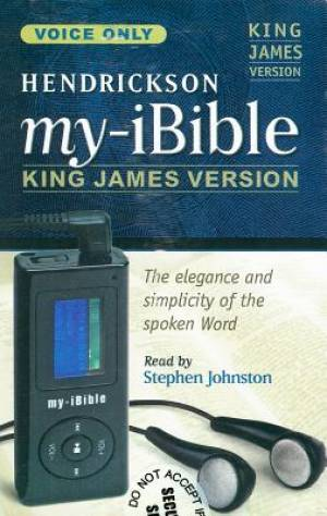 My Ibible KJV Voice Only Audio Bible