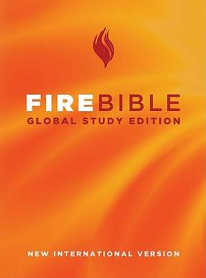 NIV Fire Bible: Global Study Edition, Hardback