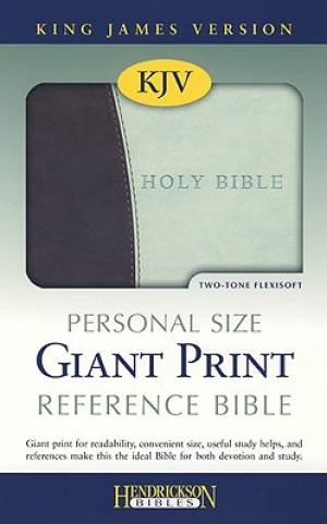 KJV Personal Size Reference Bible