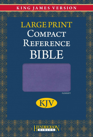Kjv Compact Ref Lilac Lth