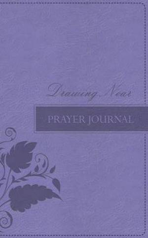 Drawing Near Prayer Journal Lilac