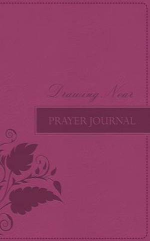 Drawing Near Prayer Journal Pink
