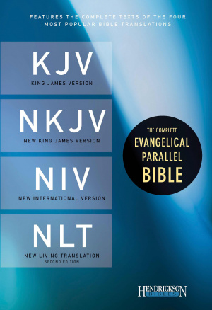 The Complete Evangelical Parallel Bible-PR-KJV/NKJV/NIV/NLT