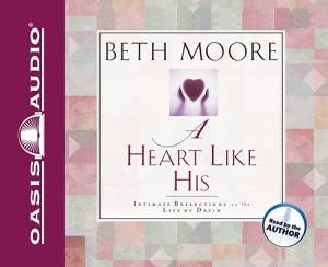A Heart Like His - Audiobook on CD