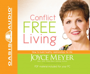 Conflict Free Living Audio Cd