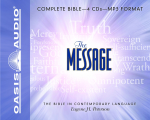 The Message Audio Bible: MP3